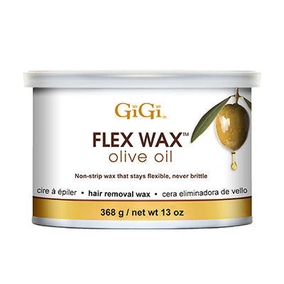 Gigi Olive Oil Flex Wax, 13oz, 0348 KK BB