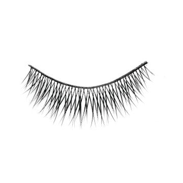 Hami False Strip Eyelashes Black, 04116 BB