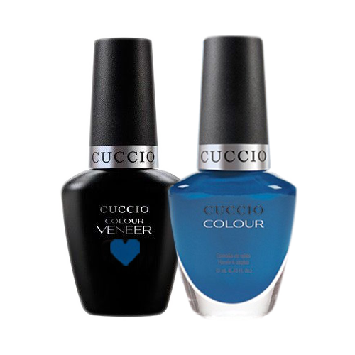 Cuccio Veneer Match Makers, 06188, Got the Nave Blue, 0.5oz
