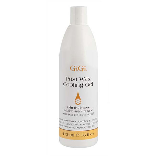 Gigi Lotions, After Wax Cooling Gel, 16oz, 775 KK