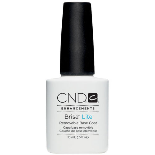 CND Shellac Gel, 98340, Brisa Lite Removable Base Coat, 0.5oz KK0820