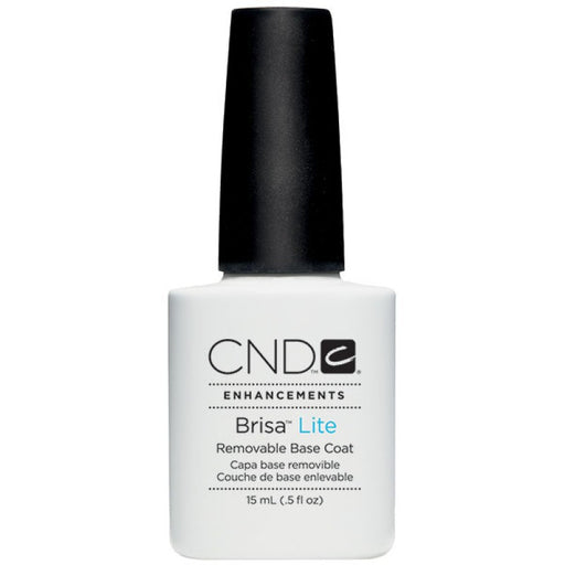 CND Shellac Gel Polish, 98340, Brisa Lite Removable Base Coat, 0.5oz KK0820