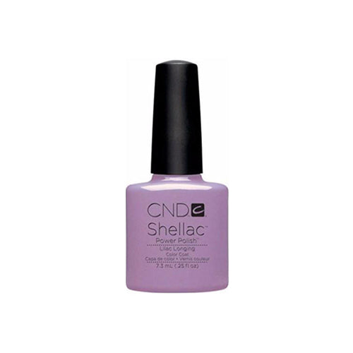 CND Shellac Gel Polish, 09856, Spring 2013 Collection, Lilac Longing, 0.25oz KK1015