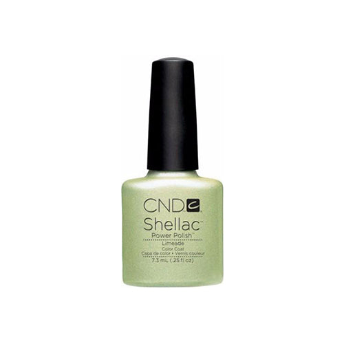 CND Shellac Gel Polish, 09858, Spring 2013 Collection, Limeade, 0.25oz KK0824