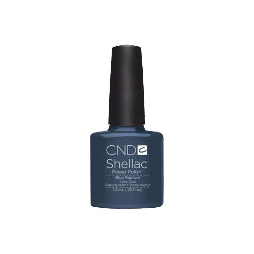 CND Shellac Gel Polish, 09953, Fall 2013 Forbiden Collection, Blue Rapture, 0.25oz KK0824