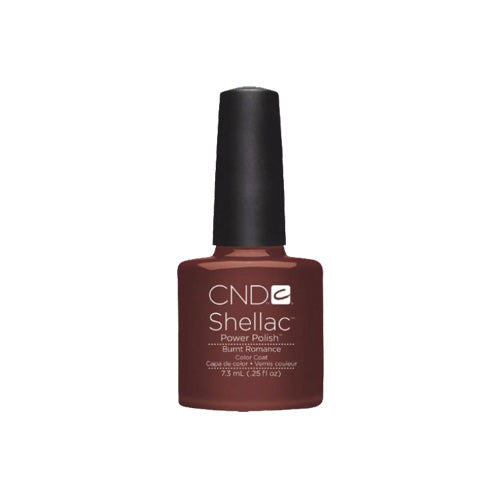 CND Shellac Gel Polish, 09954, Fall 2013 Forbiden Collection, Burnt Romance, 0.25oz KK0824