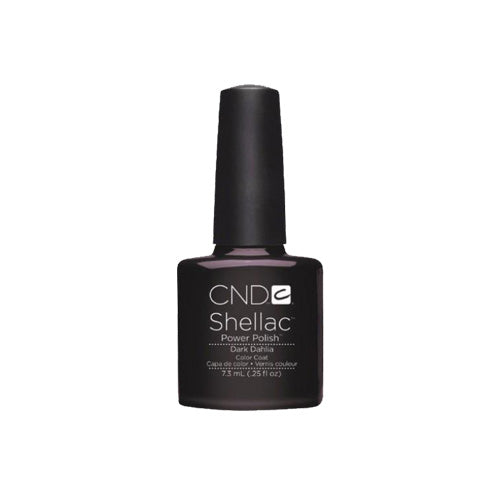 CND Shellac Gel Polish, 09956, Fall 2013 Forbiden, Dark Dahlia, 0.25oz KK0824