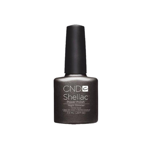 CND Shellac Gel Polish, 09957, Fall 2013 Forbiden, Night Glimmer, 0.25oz KK0824