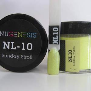 Nugenesis Dipping Powder, NL 010, Sunday Stroll, 2oz KK1003