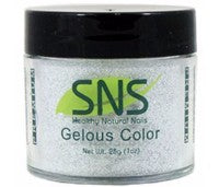 SNS Gelous Dipping Powder, 108, Arabian Nights, 1oz BB KK