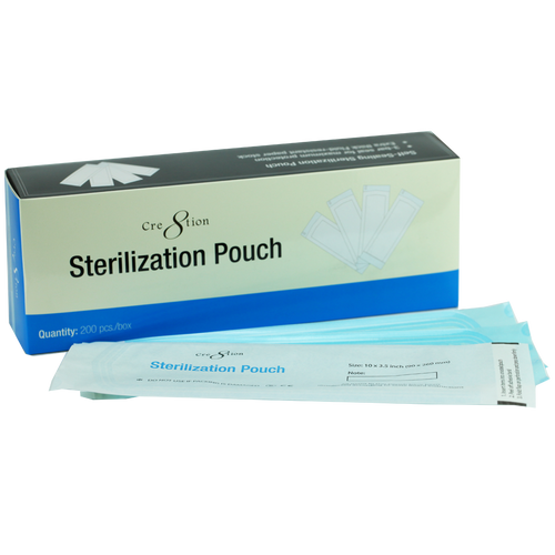 Cre8tion Sterilization Pouch, Large, 03014 KK BB WW