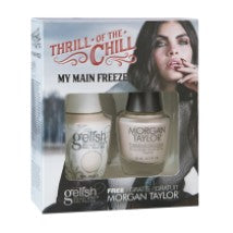 Gelish Gel 4, 1110284, Thrill Of The Chill Collection, My Main Freeze, 0.5oz KK