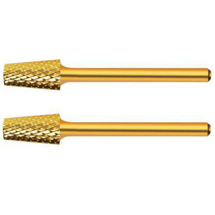 "Cre8tion Cone Bit Gold 3/32"", 17232 BB"