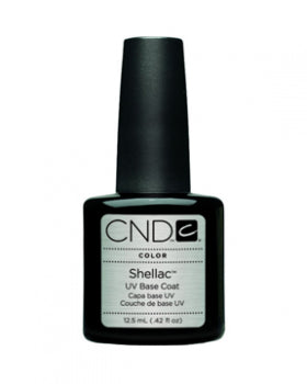 CND Shellac Gel Polish, 40404, UV Base Coat, 0.42oz KK0924