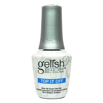 Gelish Gel, 01246, Top-It-Off Sealer (NEW BOTTLE) BB KK1012