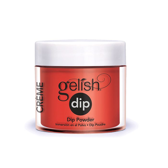 Gelish Dipping Powder, 1610821, Tiger Blossom, 0.8oz BB KK0831