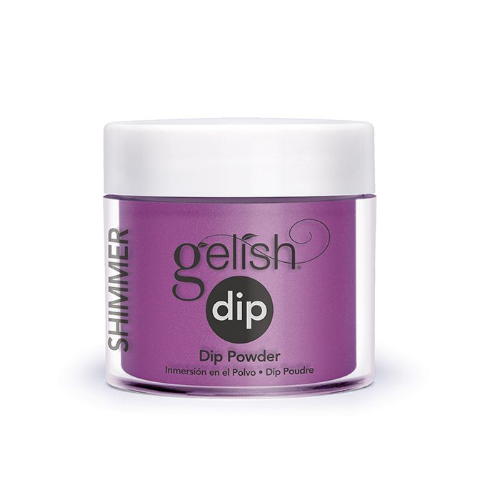 Gelish Dipping Powder, 1610941, Berry Buttoned Up, 0.8oz BB KK0831