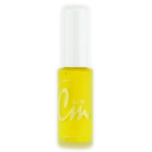 CM Nail Art, Basic, NA17, Hot Yellow, 0.33oz