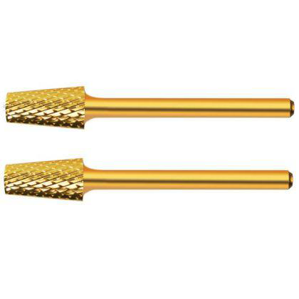 "Cre8tion Small Cone Bit Gold, 3/32"", 17236 BB"