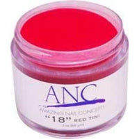 ANC Dipping Powder, 2OP018, Red Tini, 2oz, 74585 KK