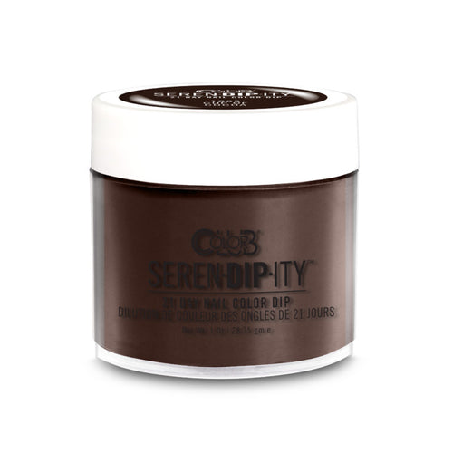 Color Club Dipping Powder, Serendipity, Cup of Cocoa, 1oz, 05XDIP1083-1 KK