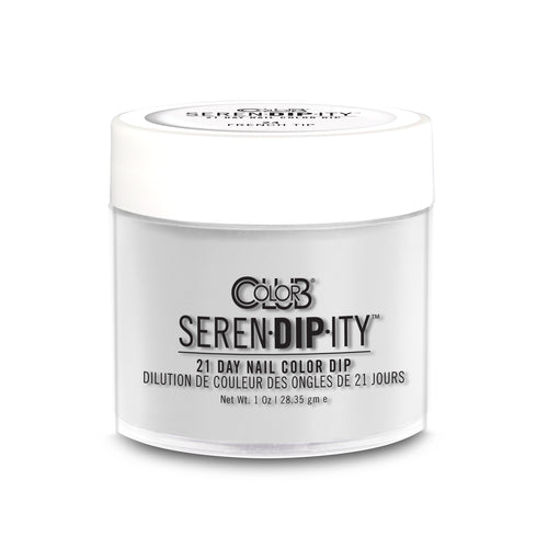 Color Club Dipping Powder, Serendipity, French Tip, 1oz, 05XDIP24-1 KK
