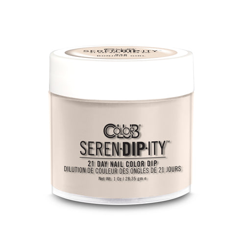 Color Club Dipping Powder, Serendipity, Bonjour Girl, 1oz, 05XDIP938-1 KK