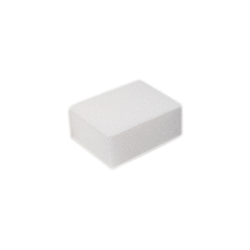 Dixon MINI 2-Way Buffer, WHITE Buffer, WHITE Grit 80/100 KK