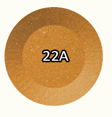 Chisel 2in1 Acrylic/Dipping Powder, 22A, A Collection, 2oz BB KK1022