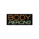 "Cre8tion LED Signs ""Body Piercing #1"", B#0501, 23003 KK BB"