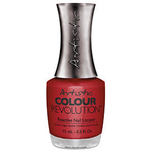 Artistic Colour Revolution, 2303008, Cheeky, Deep Red Crème, 0.5oz