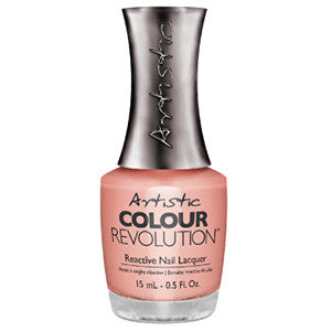 Artistic Colour Revolution, 2303046, Peach Whip, Soft Peach Crème, 0.5oz