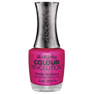 Artistic Colour Revolution, 2303064, Manic, Hot Fuchsia Crème, 0.5oz