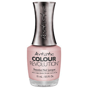 Artistic Colour Revolution, 2303078, In Bloom, Baby pink shimmer, 0.5oz