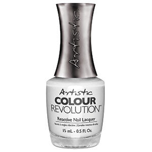 Artistic Colour Revolution, 2303103, Bride, White Crème, 0.5oz