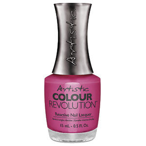 Artistic Colour Revolution, 19088, Flirty, Vibrant Hot Pink Crème, 0.5oz