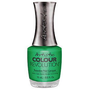 Artistic Colour Revolution, 2303161, Killer Stems, Mantis Green Crème, 0.5oz