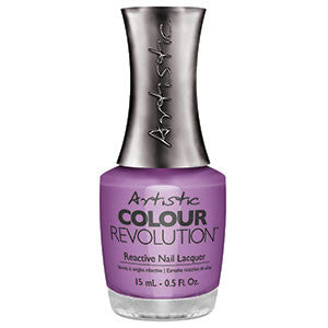 Artistic Colour Revolution, 2303164, Petal To The Metal, Orchid Crème, 0.5oz