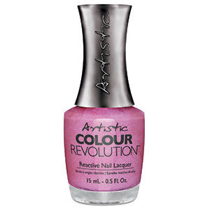 Artistic Colour Revolution, 2303264, Everybody Flirts, Medium pink frost, 0.5oz