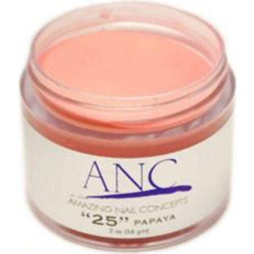 ANC Dipping Powder, 2OP025, Papaya, 2oz, 74592 KK