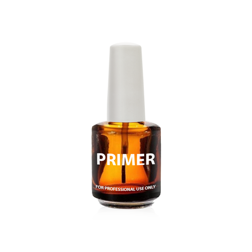 Cre8tion Empty Glass Bottle, Primer Amber, 0.5oz, 26040 (Packing: 288 pcs/case)