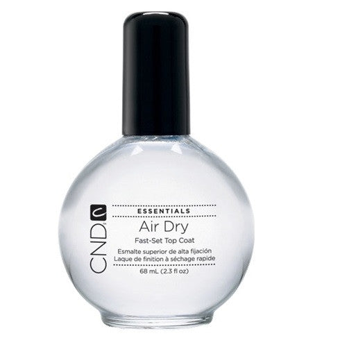 CND Air Dry Top Coat, 2.3oz, 27142