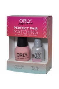 Orly Perfect Pair Lacquer & Gel FX, 31104, Lift The Veil