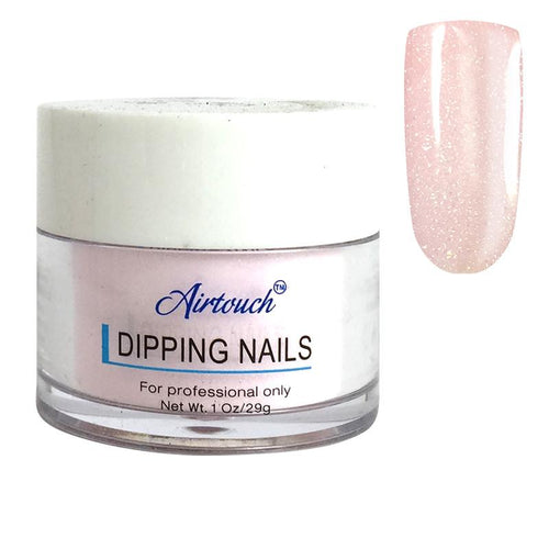 Airtouch Dipping Powder, 007, Sparkling Pink, 1oz, 31516 KK
