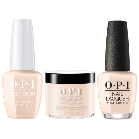 OPI 3in1, DGLV31, Be There In A Prosecco, 1.5oz