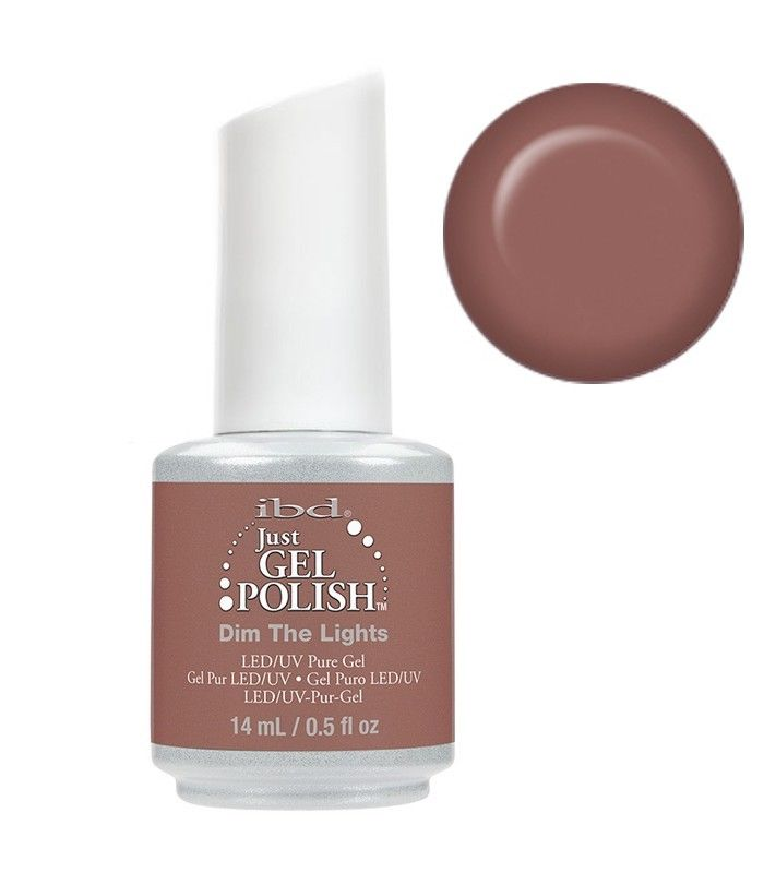 IBD Just Gel Polish, 65731, Nude Collection, Dim the Lights, 0.5oz KK