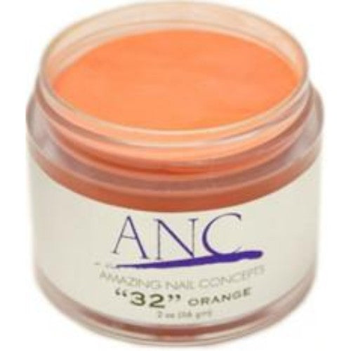 ANC Dipping Powder, 2OP032, Orange, 2oz, 74599 KK