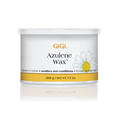 Gigi Azulena Wax, 13oz, 0345 KK BB