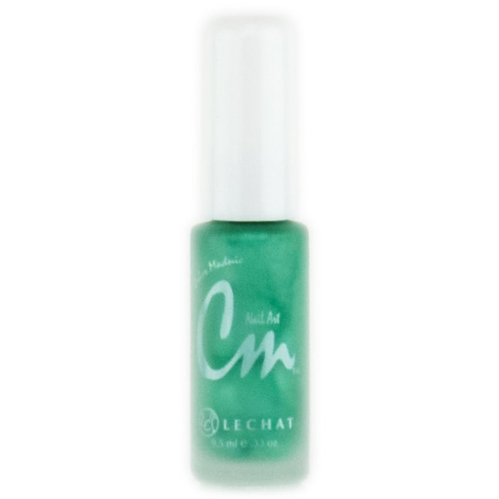 CM Nail Art, Basic, NA35, Ashy Green, 0.33oz
