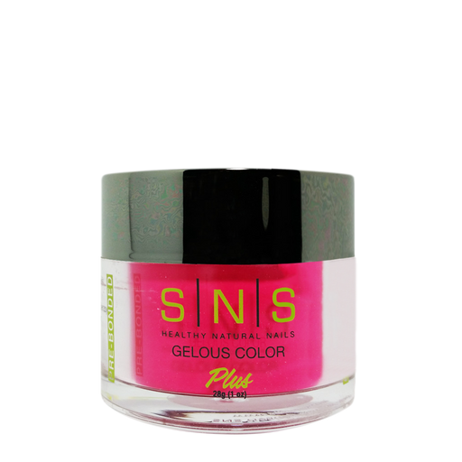 SNS Gelous Dipping Powder, 370, Hawaiian Dream Collection 2017, 1oz KK0724